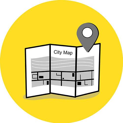 city map500x500